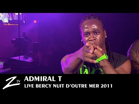 Admiral T - Fos A Peyi La & Yo Pa Enme - LIVE