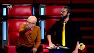 3 Adam - O Ses Türkiye Skeci 2.Parça (2.Sezon 13.Bölüm)