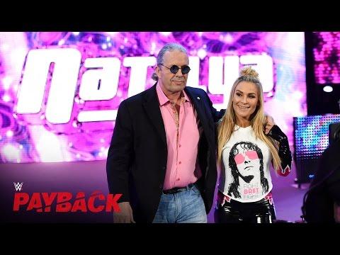 WWE Hall of Famer Bret