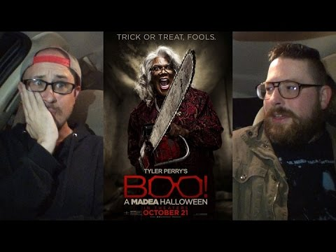 Midnight Screenings - Tyler Perry's Boo! A Madea Halloween