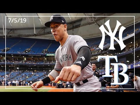 New York Yankees @ Tampa Bay Rays | Game Highlights | 7/5/19