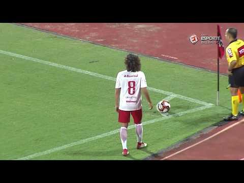 Melhores momentos - Atlético-GO 0 x 2 Internacional - Brasileirão de Aspirantes (12/06/2018)