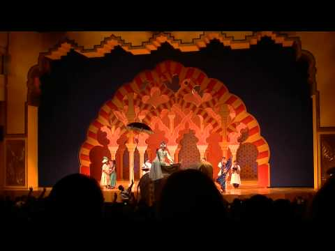Aladdin a Musical Spectacular - DCA - 2010 HD version
