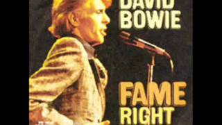 David Bowie - Fame (with lyrics)