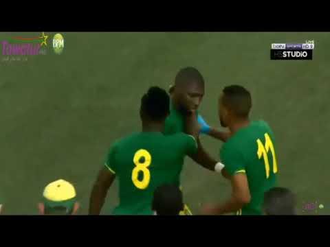 أدما با يسجل الهدف الأول لصالح المنتحب الوطني | موريتانيا 1 - أنغولا 0