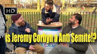 P1 - Zionist & Muslim! Adnan Vs Jos!eph | Speakers Corner | Hyde Park