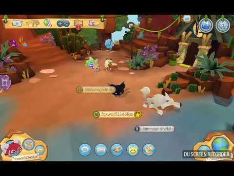 Je Donne Comte Animal Jam