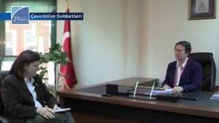 İstanbul 29 Mayıs Üniversitesi Çeviribilim Bölümü Söyleşileri 1