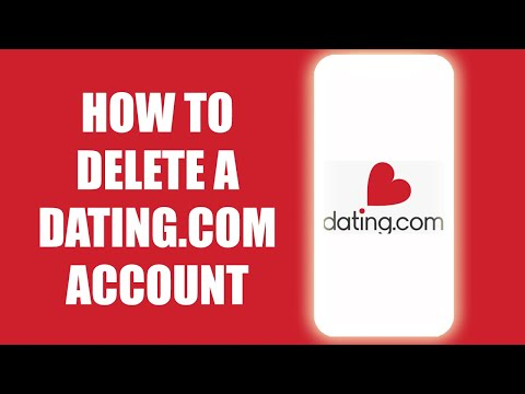 how to delete gay dating profile
