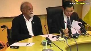 TVSelangor09 11072011 Guan Eng Nafi Hantar SMS Mengenai Pemberian Duit Kepada Peserta Bersih