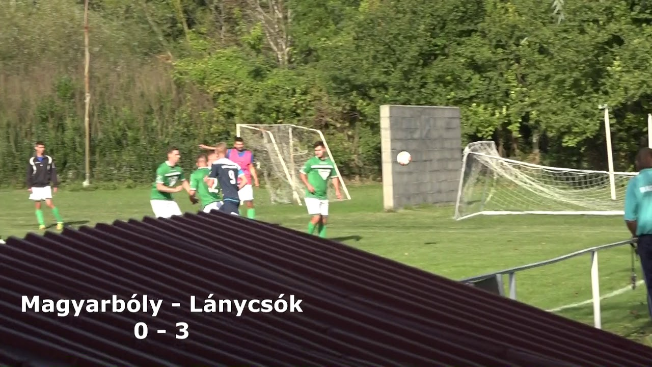 Magyarbóly - Lánycsók   Összefoglaló - 2018.10.14.