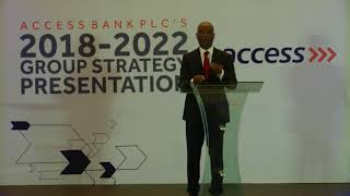 Access Bank's Five-Year Strategic Plan - Part 1