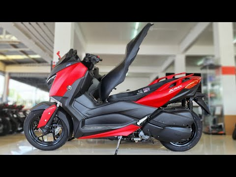 Yamaha XMax 2020 Red