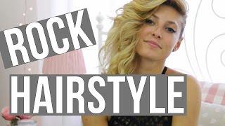 Tutorial \\ Rock Hairstyle con Lacca Elnett L'Oréal Paris