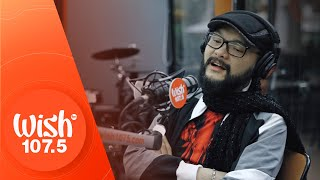 "Wency Cornejo performs ""Next In Line"" LIVE on Wish 107.5 Bus"