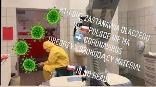 szok o gotowości koronowirus Polska, Rząd kłamie, szpital odmawia przyjęcia Coronavirus CoV19 WUHAN