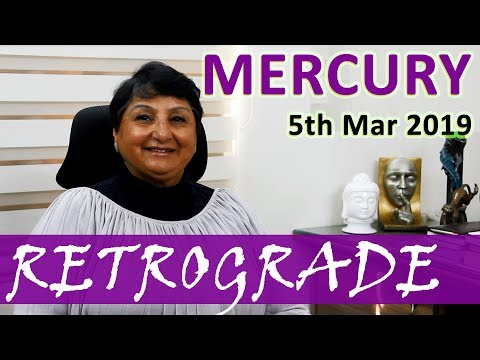 First Mercury Retrograde For 2019: 5th Mar 2018 - Mind Your Communications Please ... Mp3