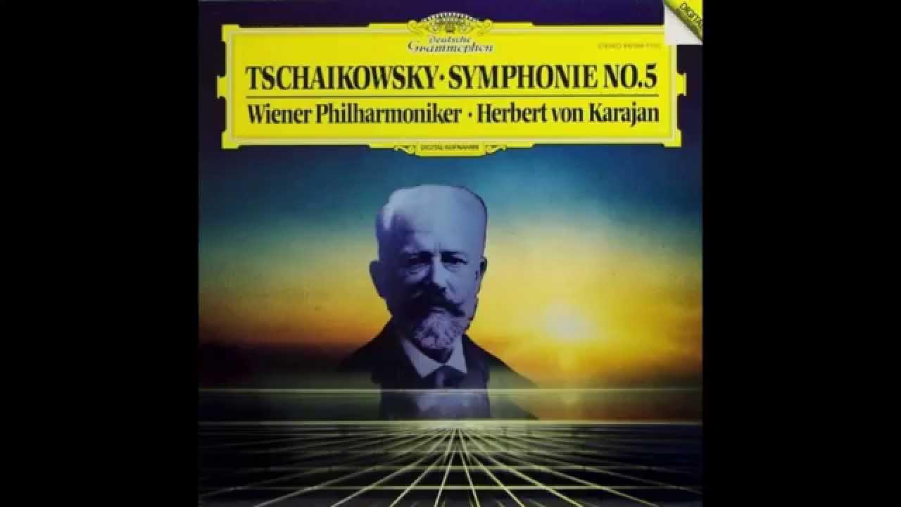 Pyotr Ilyich Tchaikovsky Tschaikowsky / Herbert von Karajan Karajan Symphonie No.6 »Pathetique«