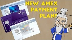 "Amex Introduces New ""Pay it"" and ""Plan It"" Features"