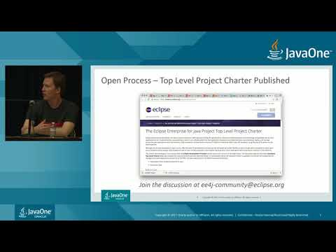 Opening Up Java EE: Panel Discussion with Oracle, IBM, Red Hat, and the Eclipse Foundation