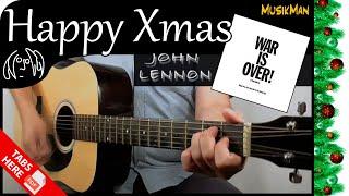 Happy Xmas (War Is Over) ✌ / John Lennon / Cover