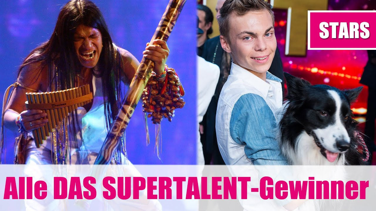 Super Talent Gewinner