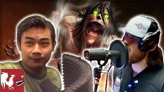 ATTACK ON TITAN RAP! | Rooster Teeth