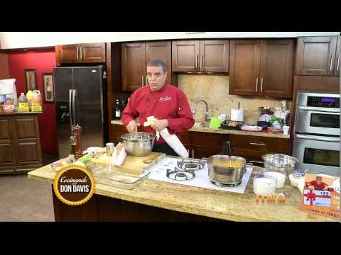 """Cocinando con Don Davis"" - Programa completo - 14 de octubre de 2014"