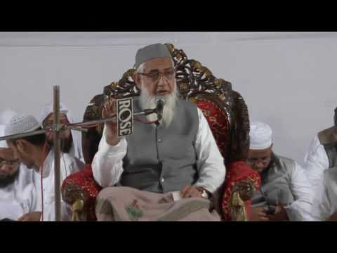 2016-12-10 Hazrat Maulana Abdul Aleem Farooqui Sahab DB