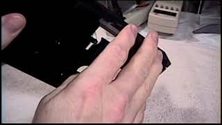 How To Insert And Remove A VHS-C Tape In A VHS Tape Adapter