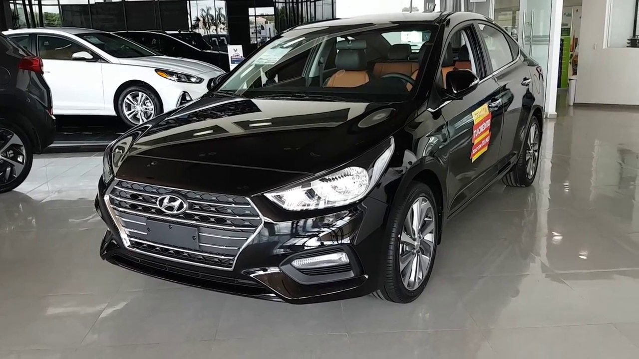 Hyundai Accent 2018 Prueba A Fondo Youtube
