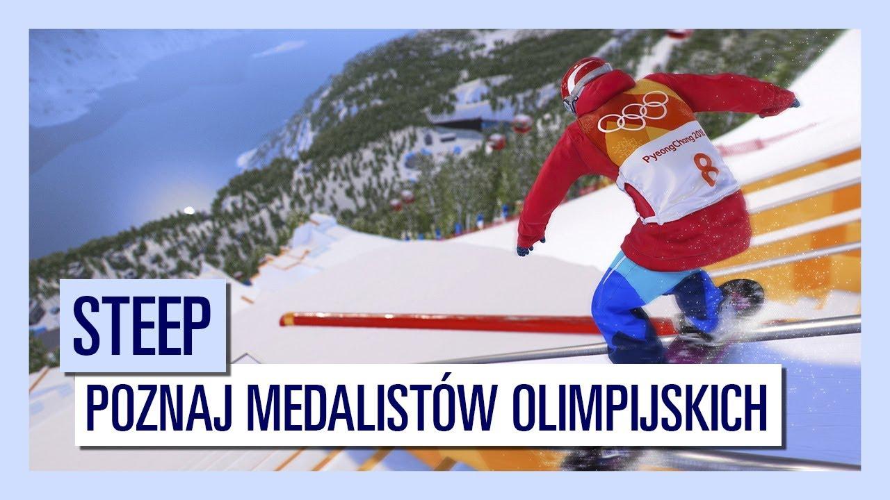 STEEP™ Road to the Olympics – Sportowcy Olimpijscy – Wyrusz w Podróż