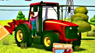 Обзор приложения Ферма: Трактора и домашние животные