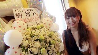 G☆Girlsの白担当「ともこむ」こと樹智子ちゃんの生誕祭LIVEの様子を、本...