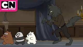 We Bare Bears | Halloween Special: Scooby Doo Parody | Cartoon Network