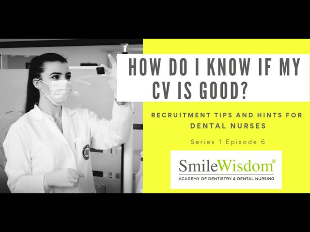 S1E6: How do I know if my CV is good?