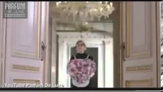 Model Kendra Spears featured in Parfum De Luxe campaign