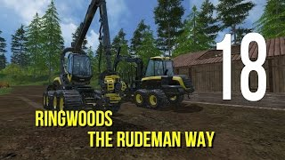 Farming Simulator 2015 Ringwoods Let's Play Ep 18