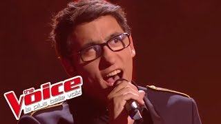 Queen - Somebody To Love | Vincent Vinel | The Voice France 2017 | Prime 1