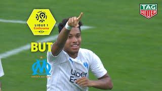 But Boubacar KAMARA (3') / Olympique de Marseille - RC Strasbourg Alsace (2-0)  (OM-RCSA)/ 2019-20