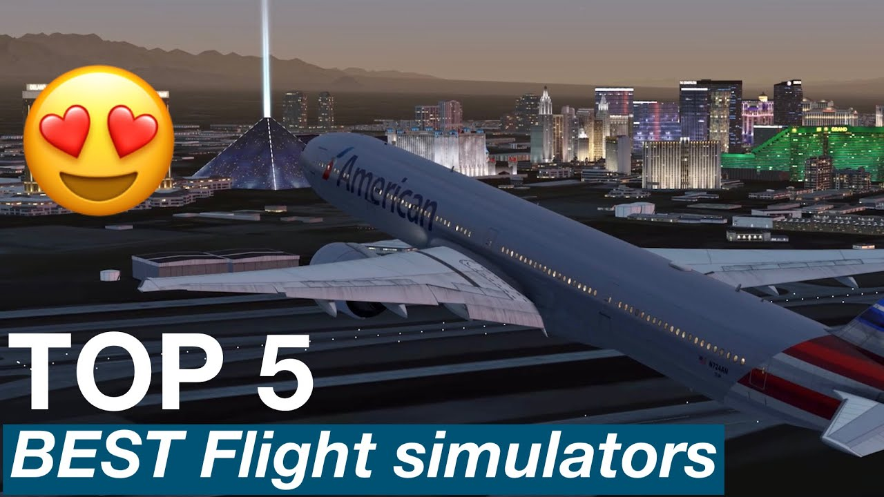 TOP 5 BEST flight simulators for android and iOS (2021 ...