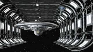 Enterprise-E Drydock