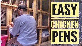 Video NEW BANTAM CHICKEN COOP - How We Built a Bantam Chicken Coop for Show Chickens download MP3, 3GP, MP4, WEBM, AVI, FLV Agustus 2018