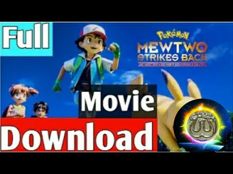 How To Download Pokemon Movie Mewtwo Returns In Hindi Must