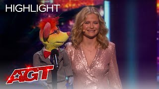 Darci Lynne Performs \Let The Good Times Roll\ - Americas Got Talent 2021