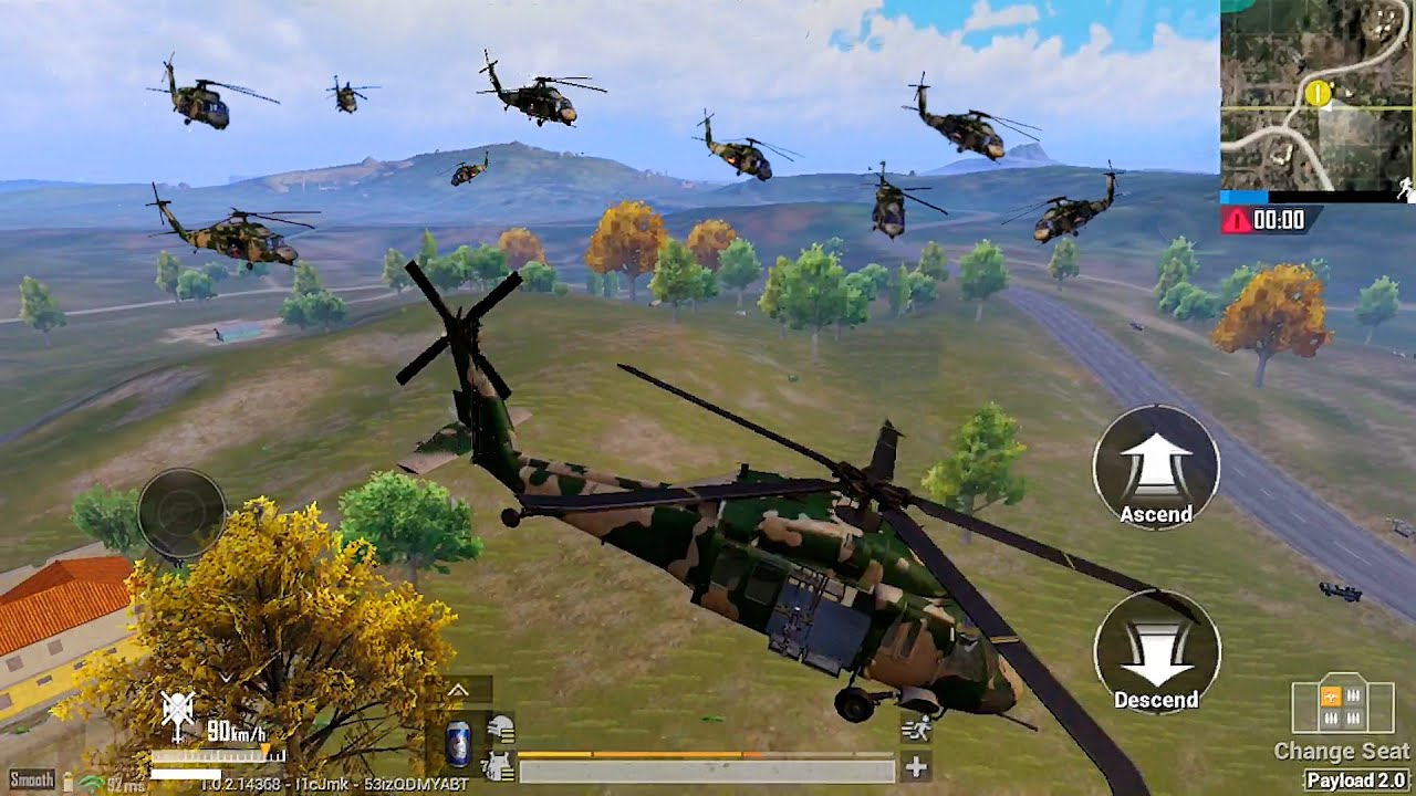 Helicopter battle This helicopter is so hateful | PUBG MOBILE