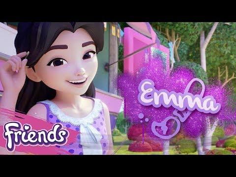 Meet Emma! - LEGO Friends - Character Spot