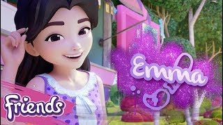 Meet Emma! - LEGO Friends - Character Spot