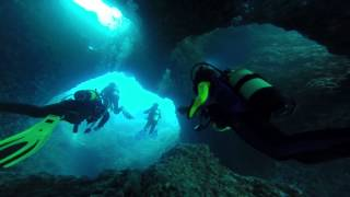 Scuba Diving with children 6 - Mallorca