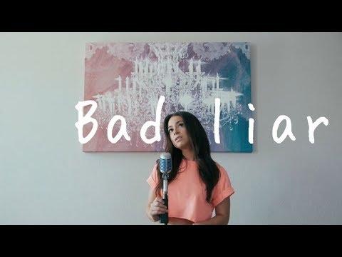 Bad Liar - Selena Gomez (Talia Martinez Cover)